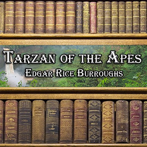 Tarzan of the Apes [Alpha DVD Edition]  audiobook cover art
