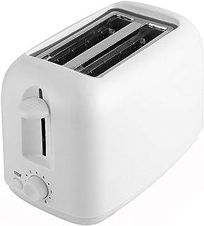 BBZZ Toaster, 2 emplacements à Pain élargi (5.1 * 1.2in), 6 réglages de synchronisation, avec Plateau de miettes Amovible,...