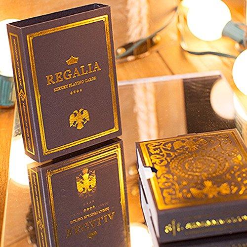 Tavoloverde Juegos de cartas Regalia by Shin Lim