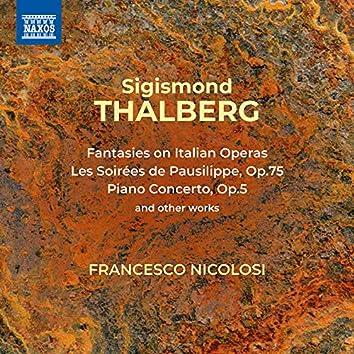 Thalberg: Piano Works
