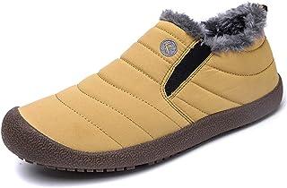 DoGeek Bota Nieve Botas de Invierno, Nuevo clásico Calzado cálido, Botas de Nieve Senderismo Impermeables Deportes