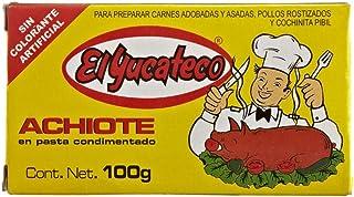 El Yucateco – Achiote Paste – 100g