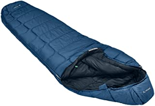 VAUDE Sioux 400 XL Syn - Extra Long Synthetic Sleeping Bag - Perfect for Camping, Hiking and Backpacking - for Spring to A...