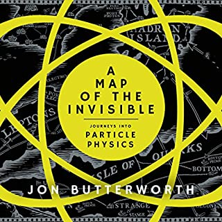A Map of the Invisible cover art