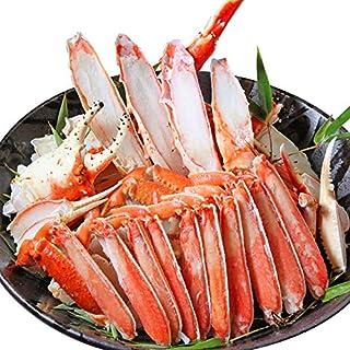 マルヤ水産 タラバガニ ズワイガニ 福袋 1.4kg (カット済み)