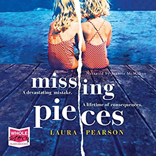 Missing Pieces                   Written by:                                                                                                                                 Laura Pearson                               Narrated by:                                                                                                                                 Juanita McMahon                      Length: 9 hrs and 37 mins     Not rated yet     Overall 0.0