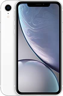 iPhone XR with facetime, 64GB, White