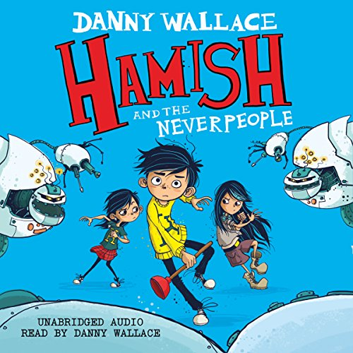Hamish and the Neverpeople cover art