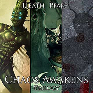 Chaos Awakens Trilogy cover art