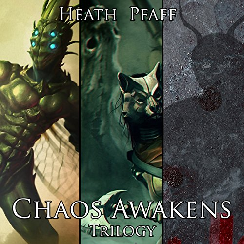 Chaos Awakens Trilogy audiobook cover art
