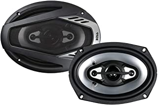 $40 » BOSS Audio Systems NX694 Car Speakers - 800 Watts Per Pair, 400 Watts Each, 6 x 9 Inch, Full Range, 4 Way, Sold in Pairs (...