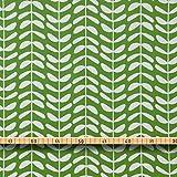 MIRABLAU DESIGN Stoffverkauf Baumwolle gemustert, weicher
