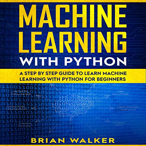 Machine Learning with Python cover art