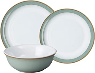 Denby REG-12PC Regency Green 12 pc Dinnerware Set, One size