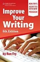 Improve Your Writing (Ron Fry's How to Study Program)