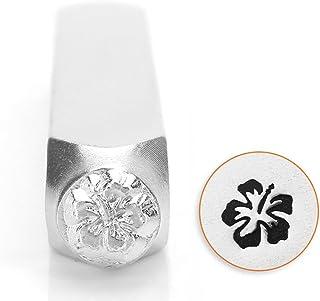 Impressart Hibiscus Bloem Design Stempel 6mm