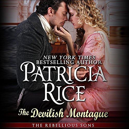 The Devilish Montague audiobook cover art