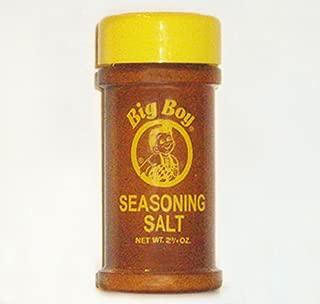 Bob's Big Boy Seasoning Salt 2.75 Ounce Bottle