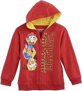 Nickelodeon Paw Patrol Boy Hoodie Sweater Shirt Size 5/6