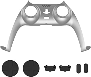 Decorative Strip Dustproof Set for PS5 Controller, DIY Replacement Cover Decorative Trim Shell for PS5, Custom Decora Plat...