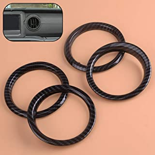 Best carbon fiber fender exhaust trim rings Reviews
