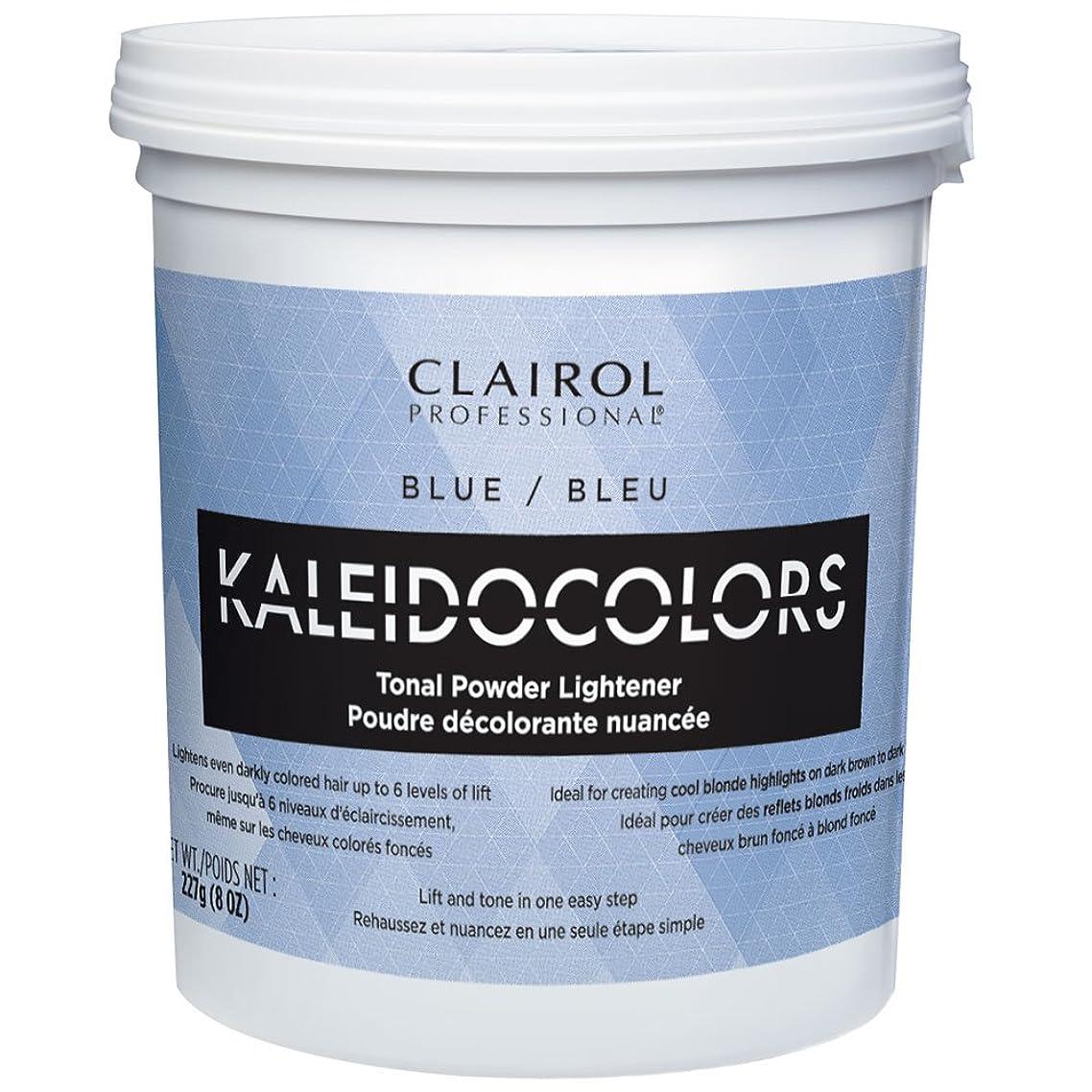 パッチ世辞ディスパッチClairol Kaleidocolors色調パウダーライトナーブルー8オンスによって 8オンス