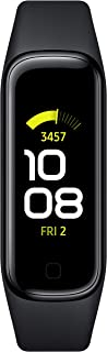 """Samsung Galaxy Fit2 Smart Band (1.1"""" AMOLED Display, 5 ATM Water Resistance, 90+ Workout Support, Sleep Score, 75 Watch Fa..."""