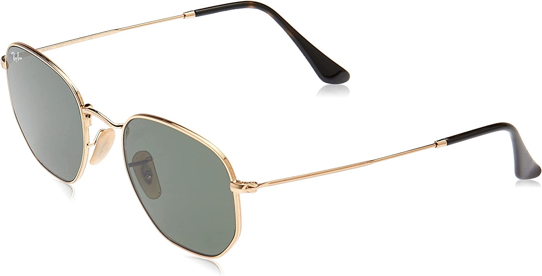 Ray-Ban Hexagonal Flat Lenses Gafas de Sol para Hombre