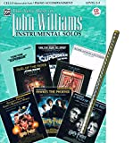 The very Best of John Williams (CD +) para violonchelo - Instrumental Solos [funnyusbstick/sheet music] con copos de lápiz