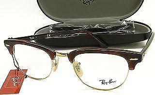 【RayBan】 レイバン 眼鏡 メガネ フレーム RX5154-2372 正規品 伊達メガネ 度ナシ1.6 紫外線 UVカット レンズ付き