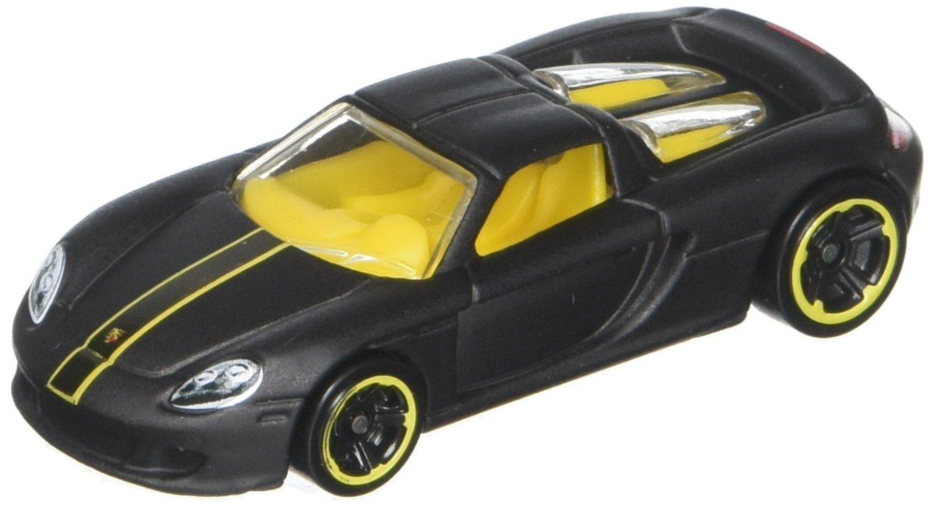 Hot Wheels 2016 Hw Exotics Porsche Carrera Gt 74 250 Black Amazon Com Au Home