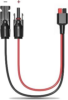 ALLPOWERS Anderson adaptador de polo de alimentación conector 14 calibre macho