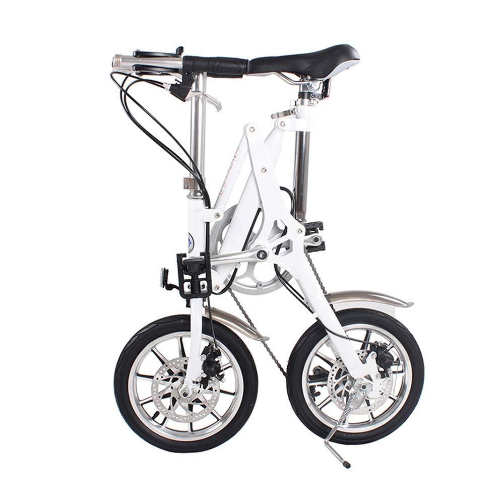 Bicicleta Infantil De Aluminio De 14 Pulgadas, Bicicleta Plegable ...