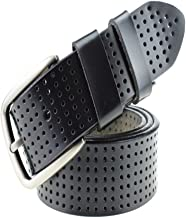 Men's Belt Pure Leather Belt Casual Needle Cowhide Buckle Young Male Fashion