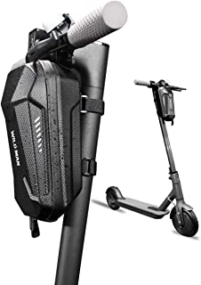 COTEetCI Scooter Handlebar Bag Multi-Purpose Front Storage Bag Electric Scooter Accessories for Segway Scooters,Self Balancing Scooters, Pro Scooter
