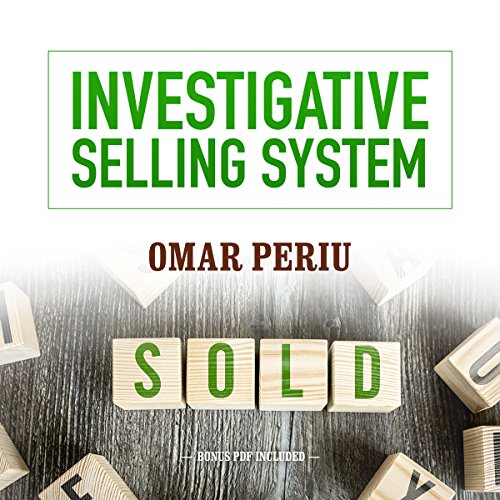 Investigative Selling System audiobook cover art