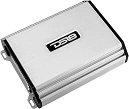 $199 » DS18 S-3500.1D/SL Car Audio Amplifier – 1 Channel, Mono Block, Class D, 3500 WATTS (Silver)