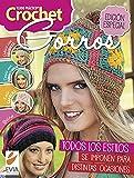 Crochet gorros: Edición especial con todos los estilos que se imponen para distintas ocasiones (TEJIDO - GORROS nº 3) (Spanish Edition)