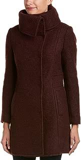 Womens Winter Wool Blend Walker Coat