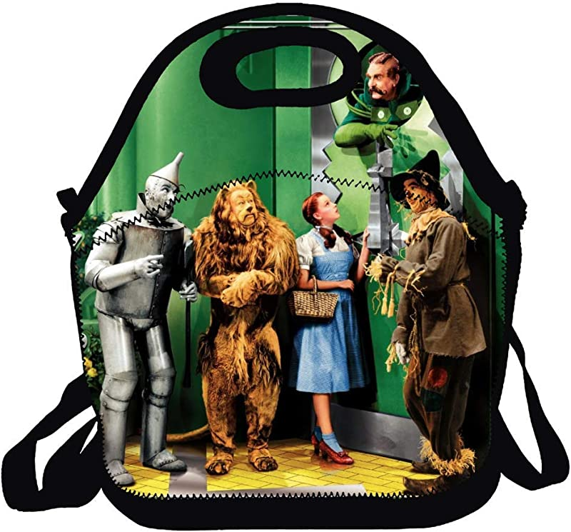 Lunch Bag For Women Lunch Bag Lunch Box Food Bag Simple Lunch Box For Women The Wizard Of Oz