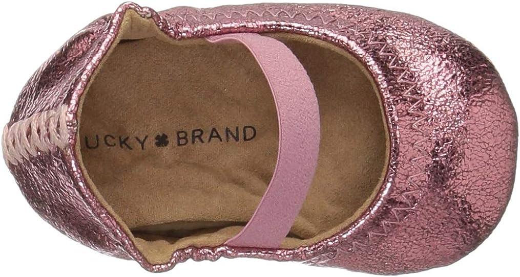 Lucky Brand Kids Unisex-Child Bremmie Crib Shoe