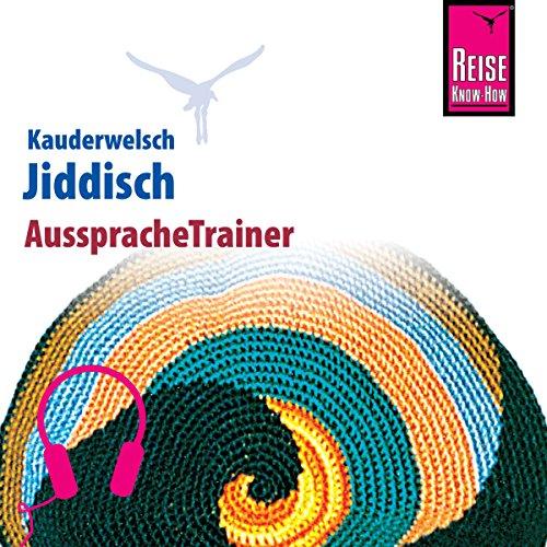 Jiddisch (Reise Know-How Kauderwelsch AusspracheTrainer) Titelbild
