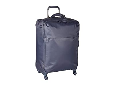 Lipault Paris Original Plume 25 Spinner (Steel Blue) Luggage