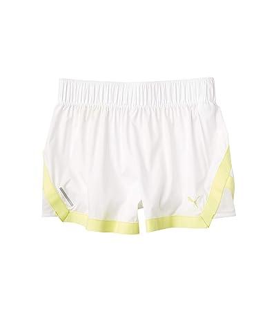 PUMA Be Bold Woven Shorts (PUMA White) Women