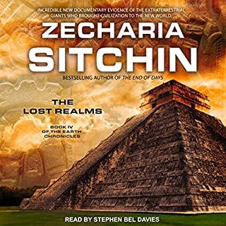 The Lost Realms     Earth Chronicles Series, Book 4              Written by:                                                                                                                                 Zecharia Sitchin                               Narrated by:                                                                                                                                 Stephen Bel Davies                      Length: 10 hrs and 42 mins     1 rating     Overall 5.0