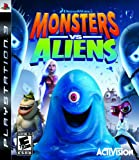xbox monsters inc - Monsters vs. Aliens - Playstation 3