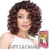 Janet Brazilian Scent Human Hair Blend Lace Wig - NAOMI (D.RED VELVET)