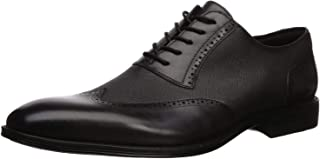 Kenneth Cole New York Mens KMF903214 Micah Lace Up B Grey Size: 11