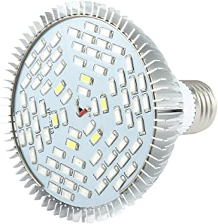 Aexit 50W (Lighting fixtures and controls) LED Grow Light Bulb Lamp Full Spectrum For Hydroponics Plant Flower (23ry153qf4...