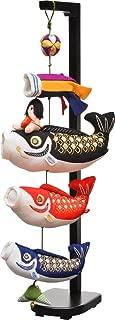 室内鯉のぼり 鯉ものがたり (スタンド付) 鯉のぼり ぬいぐるみ 金太郎 つるし飾り 初節句 端午の節句 五月人形